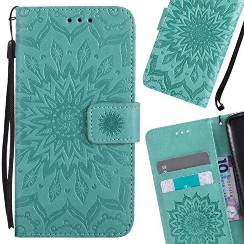 LEMORRY para Xiaomi Mi 5 Funda Estuches Cuero Flip Billetera Bolsa Piel...