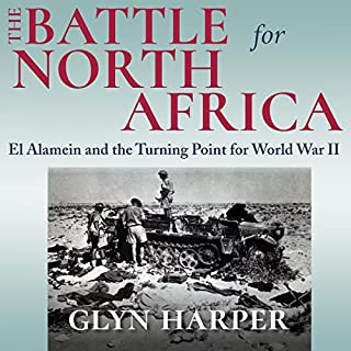 The Battle for North Africa cover art