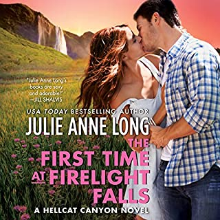The First Time at Firelight Falls cover art