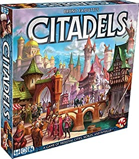 Fantasy Flight Games ffgwr02 Citadels 2016 Edition
