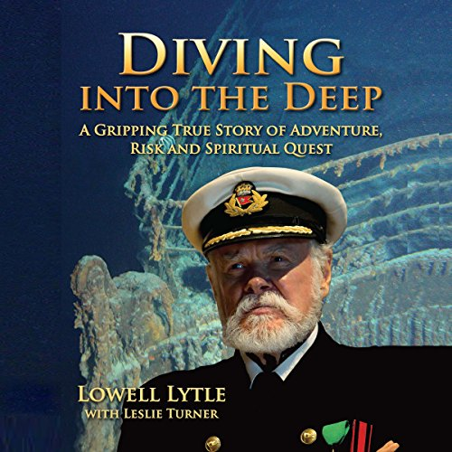 Diving into the Deep audiobook cover art