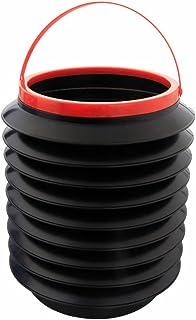 Poubelle à la maison Car Trash Can Pop-up Lave-vaisselle multi-usages Carburant portable noir Boîtier de rangement rabatta...