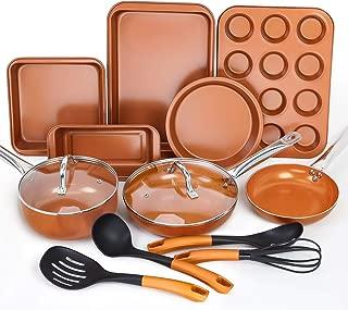 Best copper induction pan set Reviews