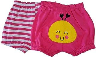 Kit 2 Shorts Best Club Abelhinha Rosa/Tamanho P