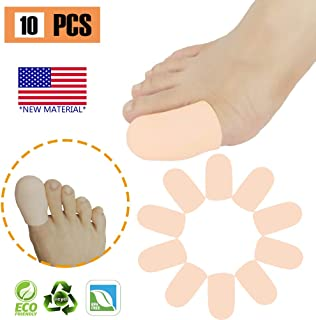 Gel Toe Caps Protectores para los dedos del pie Manguitos