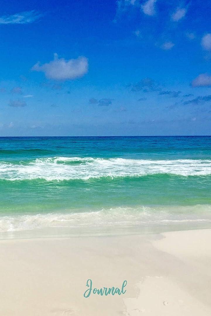 構成滅多形状Beautiful Beach Journal: Summer Vacation Trip Notebook