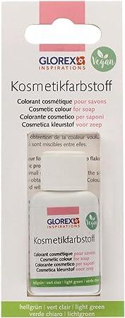 GLOREX cosmética, de Tinte líquido jabón colorantes, 6,3 x 3 ...