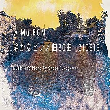 wiMu Album1 -Piano20 (210513)