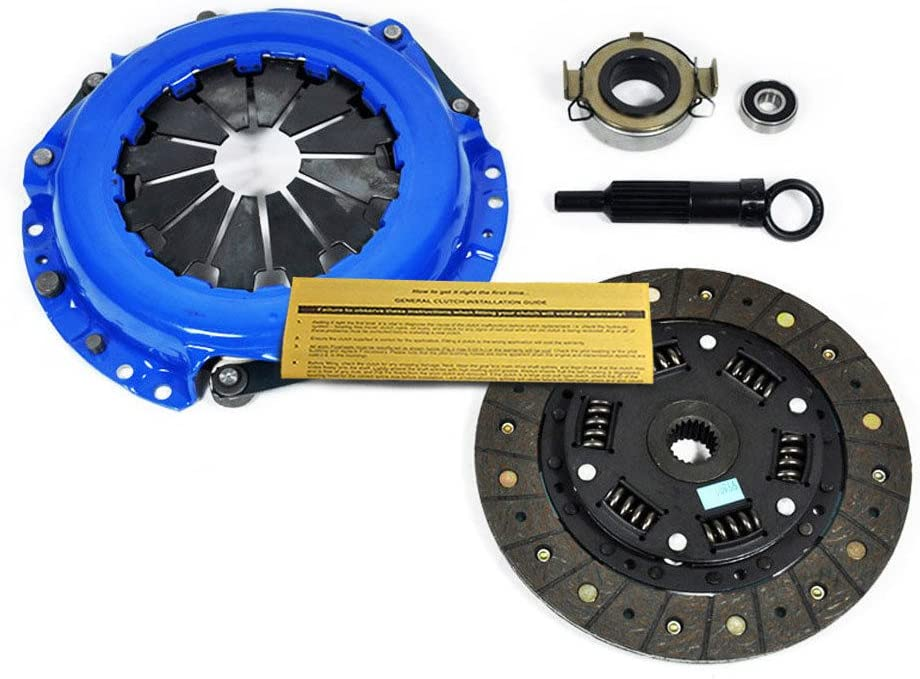 EFT STAGE 2 Large special price !! CLUTCH KIT trust FOR ST 1991-1997 CELICA 1.6L 2000- TOYOTA
