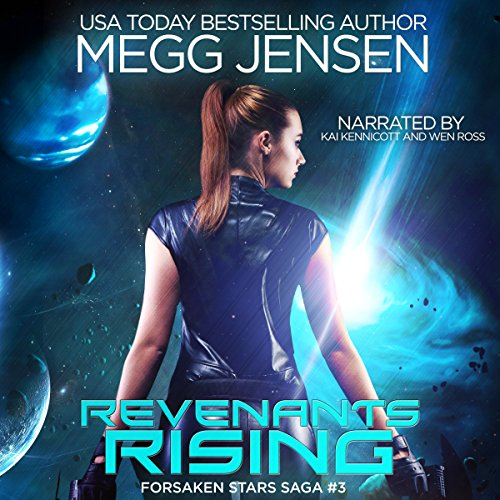 Revenants Rising audiobook cover art