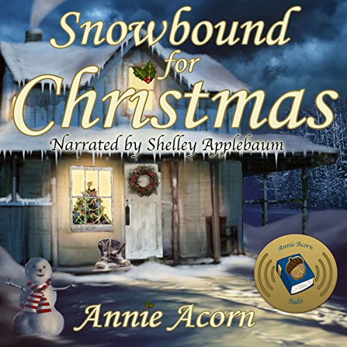 Snowbound for Christmas audiobook cover art