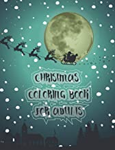 Christmas Coloring Book For Adults: Christmas Adult Coloring Book with Adorable Girls, Christmas Scenes, Winter Fun, Holid...