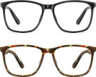 عینک های مسدود کننده نور آبی زنانه / مردانه ، عینک چشم رایانه ای سبک PengSer مد ضد خستگی چشم