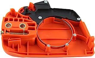 Cubierta de cadena de embrague para unidad de freno de cadena compatible con motosierra Husqvarna 350 235 235E 236 240