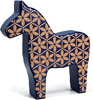 Best black and white dala horse Reviews