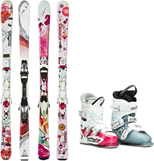Used System Girls Ski Package