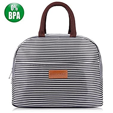 BALORAY Lunch Bag Tote Bag Lunch Organizer Lunch Bag for Women Perfect for Work Women(Upgraded Version)