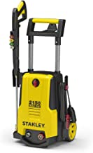 Stanley SHP2150 Electric Pressure Washer with Spray Gun, Quick Connect Nozzles Foam..