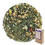 Núm. 1392: Té de hierbas 'Hierbas de otoño' - hojas sueltas - 250 g - GAIWAN® GERMANY - detoxifiante, detox, purificante, manzanilla, manzana y piña, menta, ortiga