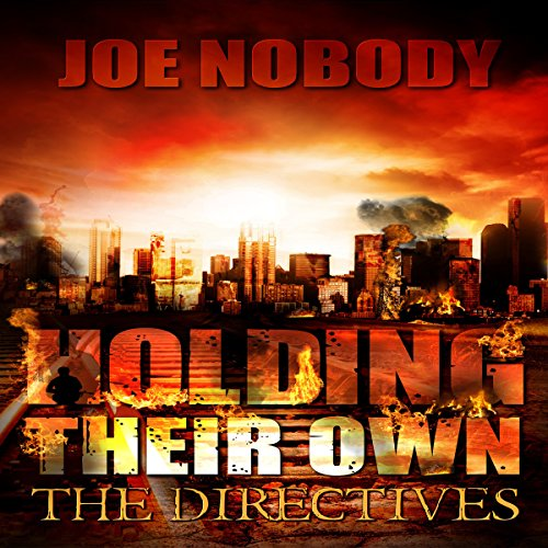 The Directives audiobook cover art