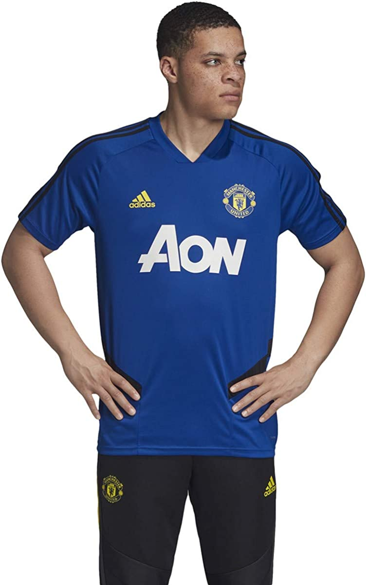 adidas 4 years warranty Manchester United Jersey Special sale item Training