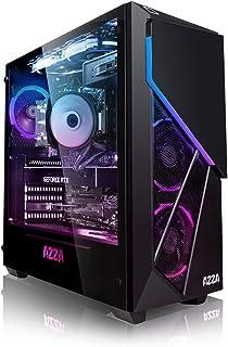 "Pack Gaming - Megaport PC Intel Core i7-10700F • 24"" ASUS Full-HD • Teclado y ratón Gaming • GeForce GTX1660 6GB • 480GB S..."