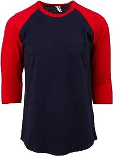 Best american apparel raglan shirt Reviews