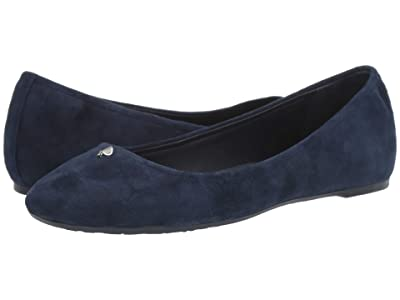 Kate Spade New York Kora (Navy Suede) Women