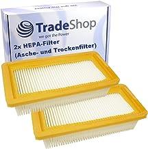 2x Air-Filtre plat plis Filtre HEPA Pour Karcher mv6 P Premium au//CH//GB
