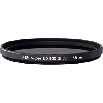 82mm Marumi DHG Super ND500 Filter 9 Stop ND2.7 Optical Glass Easy Clean 82 Made in Japan