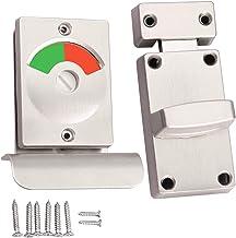Deurslot Indicator Deurslot Public Toilet WC Hardware Vergrendeling voor Badkamer Roestvrijstalen bezette vacant Duurzaam