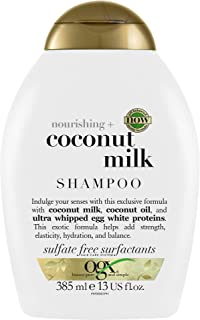 OGX Coconut Milk Shampoo, 385ml