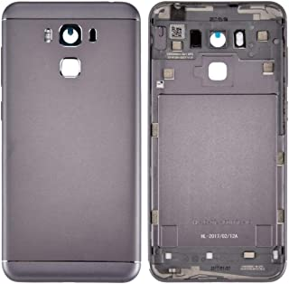 Battery case Jrc Aluminum Alloy Back Battery Cover for Asus ZenFone 3 Max / ZC553KL (Grey) Mobile phone accessories (Color...