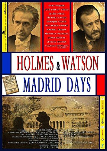 Holmes & Watson: Madrid Days [Blu-ray]