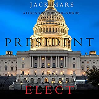 President Elect     A Luke Stone Thriller, Book 5              By:                                                                                                                                 Jack Mars                               Narrated by:                                                                                                                                 K.C. Kelly                      Length: 9 hrs and 24 mins     439 ratings     Overall 4.4