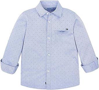 Mayoral - Camisa estampada para niño