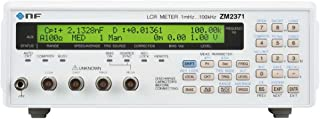 LCR Meter, 1mHz to 100kHz, NF Corp. ZM2371