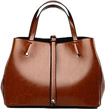 FTSUCQ Womens Retro Satchels Shoulder Handbags Casual Messenger Bag Hobos Satchels Purse