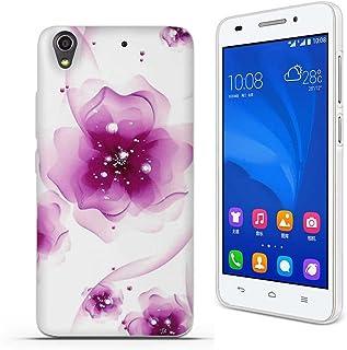 4e82e4a59bc FUBAODA Funda Huawei Ascend G620S(G621) Lujo Patrón,Fina,Flexible,Resistente