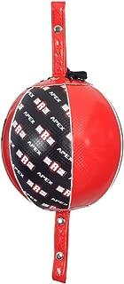 Ringside Ringside Apex Double End Bag, Black/White, 7