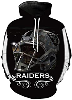 Men Women American 3D Hoodies Cowboys Eagles Raiders Patriots Sweatshirt Jacket Coat Pullover