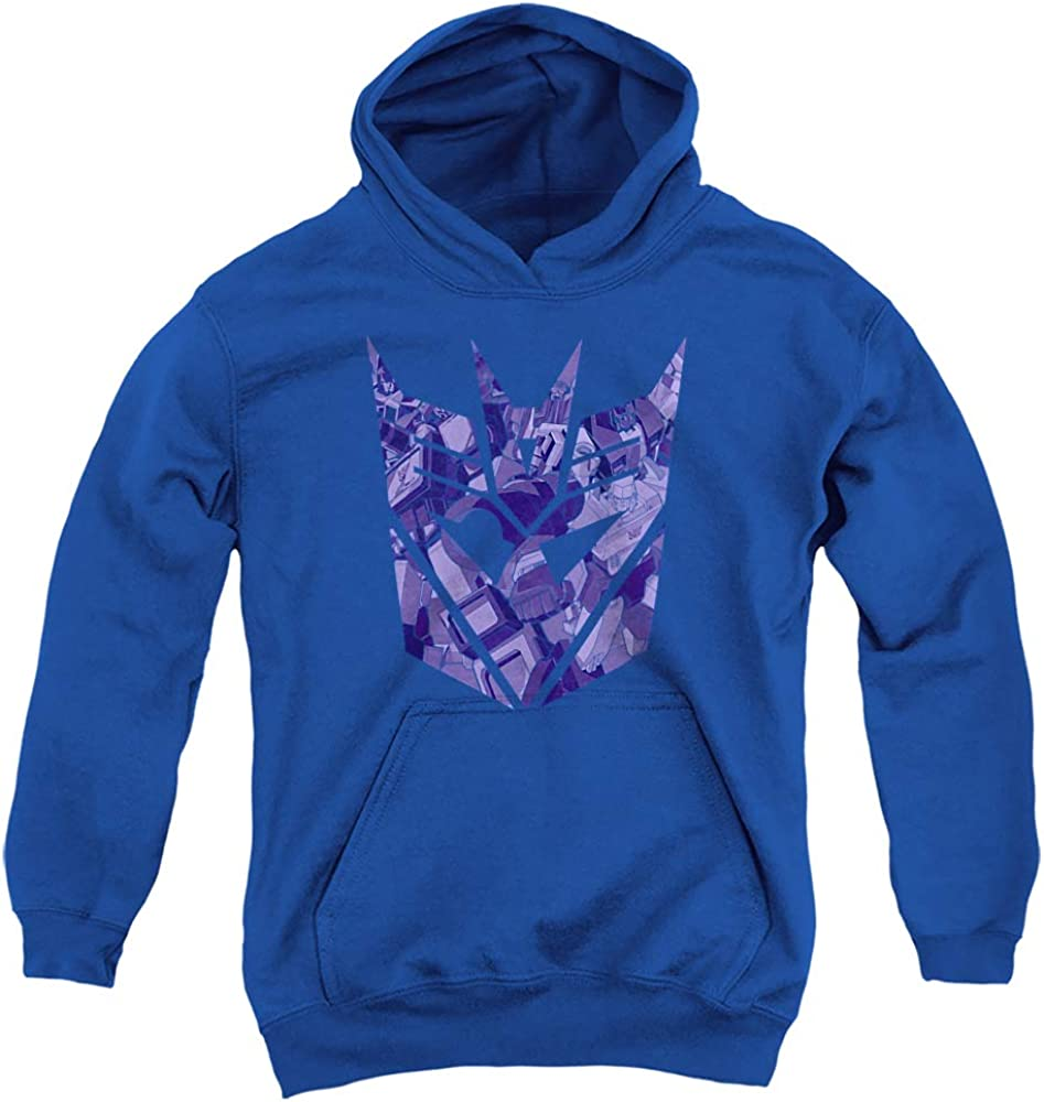 Transformers Tonal Decepticon San Diego Mall Unisex Hoodie Pull-Over Super-cheap Youth