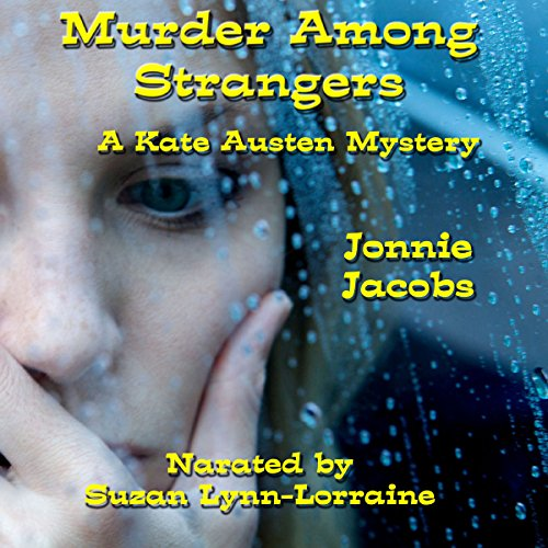 Murder Among Strangers audiobook cover art