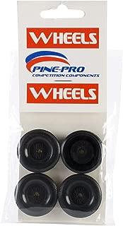 Pinepro Car Derby Wheels, 4-Pack