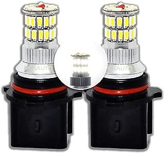 Left L/ámpara de luz de Marcha Diurna para Coche ABS DRL Luz de Luz Diurna para W204 W212 R172 2049068900 2049069000 Izquierda Derecha Opcional