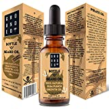 Premium Caffeinated Bottle 'O' Beard Oil for Growth & Conditioning By Grounded