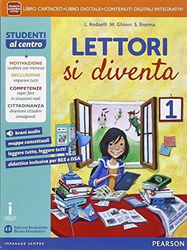 Lettori si diventa. Per la Scuola media. Con e-book. Con espansione online (Vol. 1)