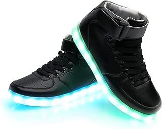 Super+ Hover Light Up Shoes - Light Up LED Shoes for Women Men - 7 Static & 3 Dynamic Color Modes