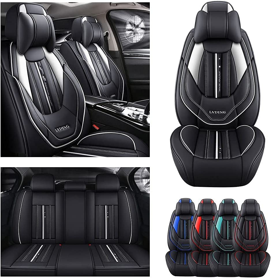 Car Seat Covers Bombing free shopping shipping for Jaguar X-Type X V Rear Type Automotive Front