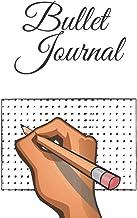 Bullet Journal: Dots Bullet Journal I Bullet Journal Pointillé I Cahier en pointillé I Carnet en pointillé